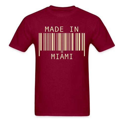 Made in Miami - Men's T-Shirt