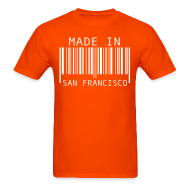 T-Shirts ~ Men's T-Shirt ~ Made in San Francisco