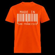 T-Shirts ~ Men's T-Shirt ~ Made in San Francisco