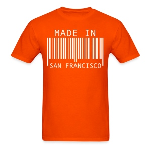Made in San Francisco - Men's T-Shirt