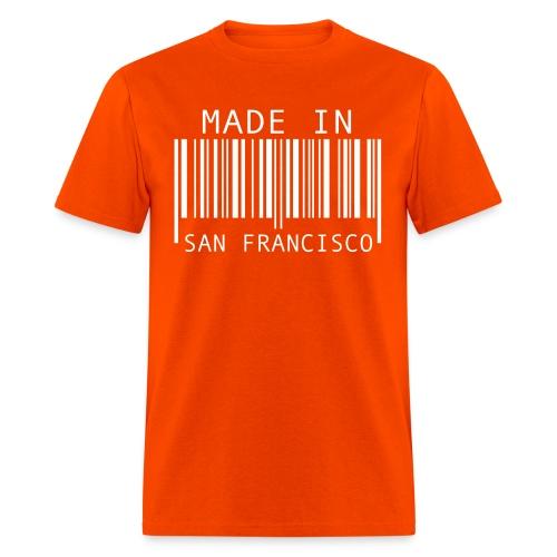 Made in San Francisco - Men's T-Shirt
