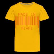 Kids' Shirts ~ Kids' Premium T-Shirt ~ Made in Miami