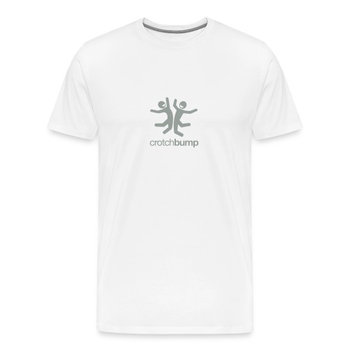 inexpensive crotchbump - Men's Premium T-Shirt