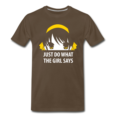 Suzumiya Haruhi - Just Do What the Girl Says