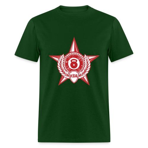 Men's Short Sleeve T Shirt - Men's T-Shirt