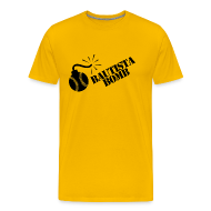 T-Shirts ~ Men's Premium T-Shirt ~ Bautista Bomb T-Shirt (Men's)