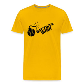 Bautista Bomb T-Shirt (Men's) ~ 1850