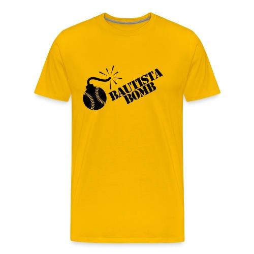 Bautista Bomb T-Shirt (Men's) - Men's Premium T-Shirt