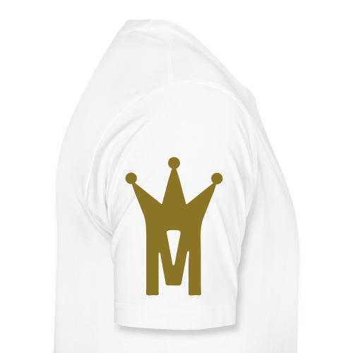 i M KING  - Men's Premium T-Shirt