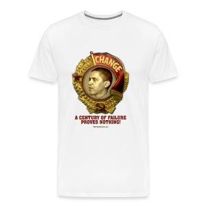 Obama Fail - Men's Premium T-Shirt