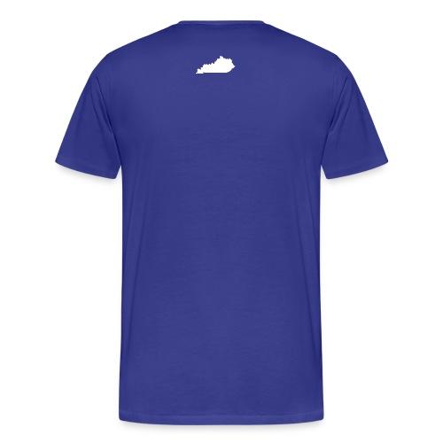 Men's Wall Hero Shirt 11 - Men's Premium T-Shirt