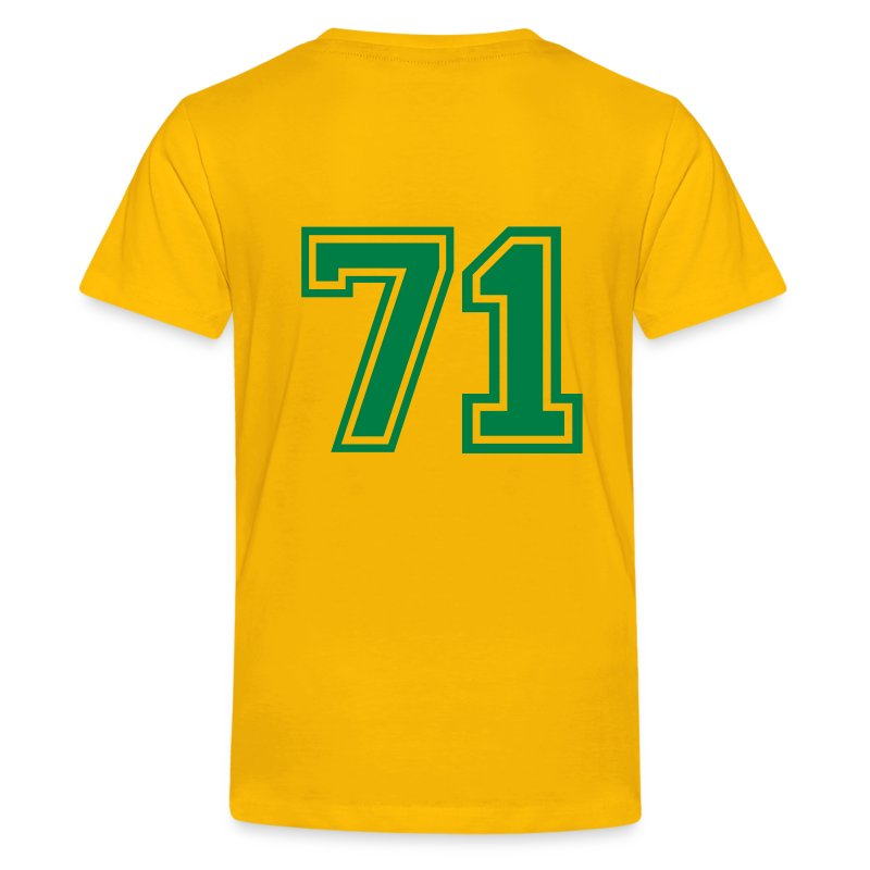71 t shirt spreadshirt for Yellow t shirt for kids