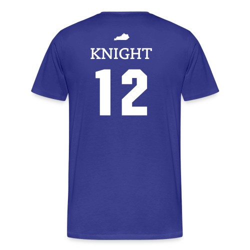 UK Brandon Knight 12 Shirt - Men's Premium T-Shirt