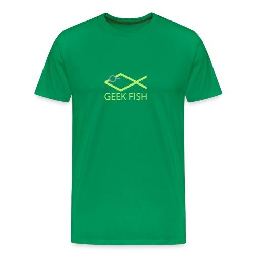 Geek Fish - Men's Premium T-Shirt