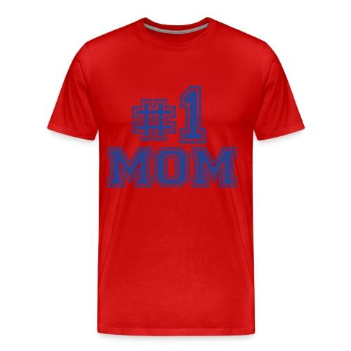 Best Mom - Men's Premium T-Shirt