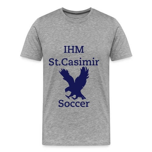 IHM St. Casimir Eagles - Men's Premium T-Shirt
