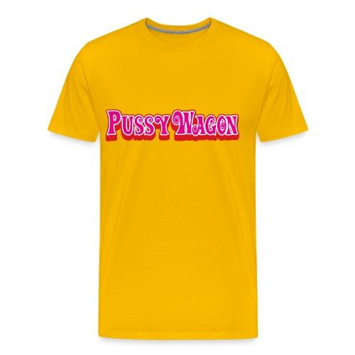 Kill Bill: Pussy Wagon T-Shirt - Men's Premium T-Shirt