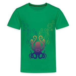 Octopus - Kids' Premium T-Shirt