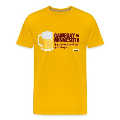 Gameday in Minnesota! - Men's Premium T-Shirt