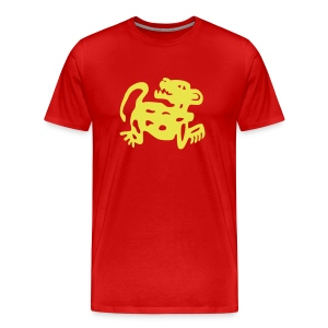 Red Jaguars Custom Team Shirt - Men's Premium T-Shirt