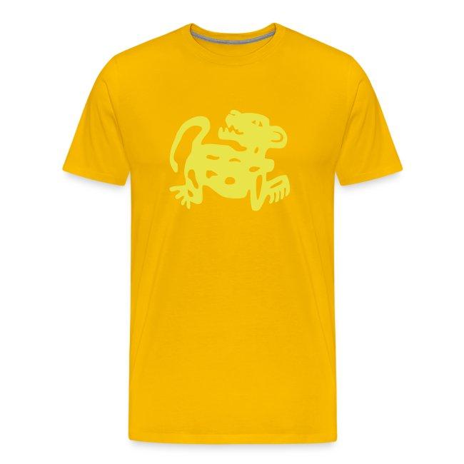 Red Jaguars Custom Team Shirt