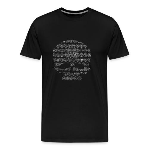 Karcist's Lament Goetic Tee - Men's Premium T-Shirt
