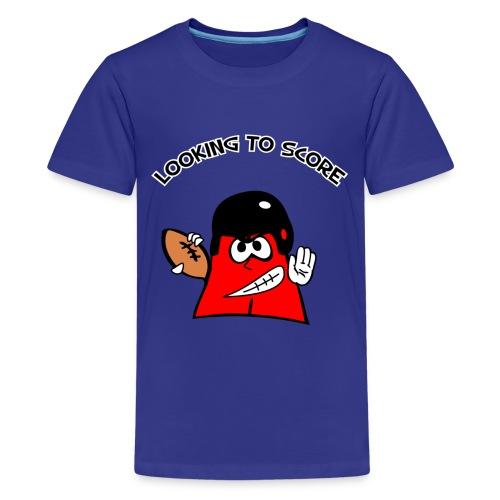 I (Heart) Football  - Kids' Premium T-Shirt