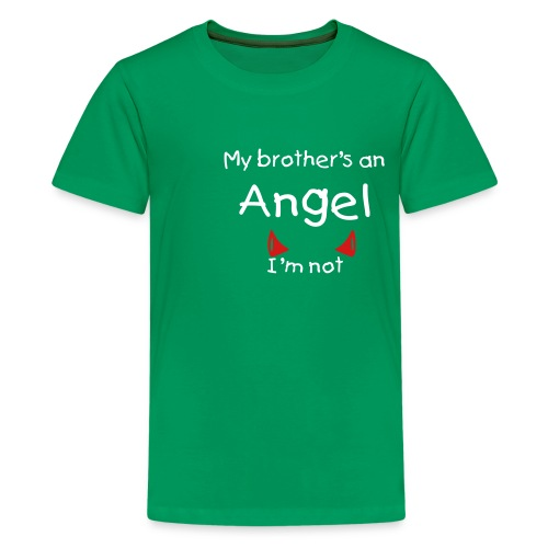 my brother is..... - Kids' Premium T-Shirt