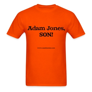 Men's F/B: Adam Jones, SON! - Men's T-Shirt
