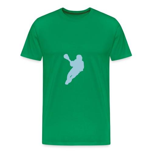 Lax Bro T - Men's Premium T-Shirt