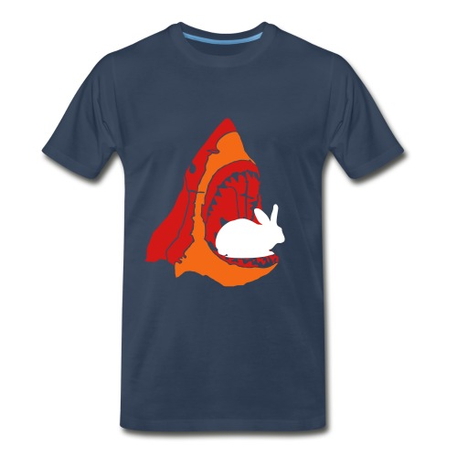 FLUFFY, NO!!! - Men's Premium T-Shirt