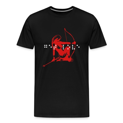 Archer of Love - Men's Premium T-Shirt