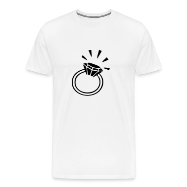 White rings T-Shirts
