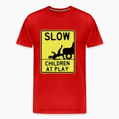 slow children t-shirt