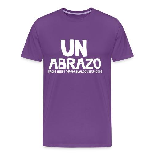 Men's Un Abrazo Shirt - Men's Premium T-Shirt