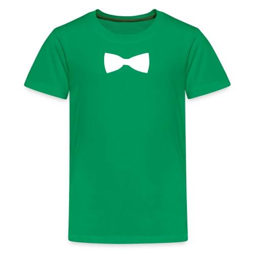 white tie - Kids' Premium T-Shirt