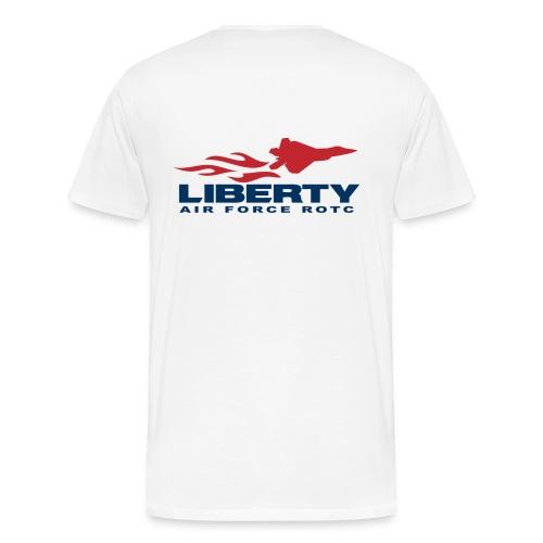 Liberty   Detachment 890   Heavyweight - Men's Premium T-Shirt