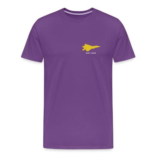JMU | Detachment 890 | Heavyweight - Men's Premium T-Shirt