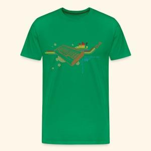 collage64 - Men's Premium T-Shirt
