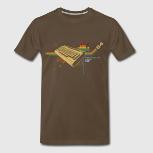 Brown collage64 T-Shirts - Men's Premium T-Shirt