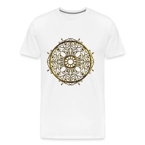 Vines on the Round - Men's Premium T-Shirt