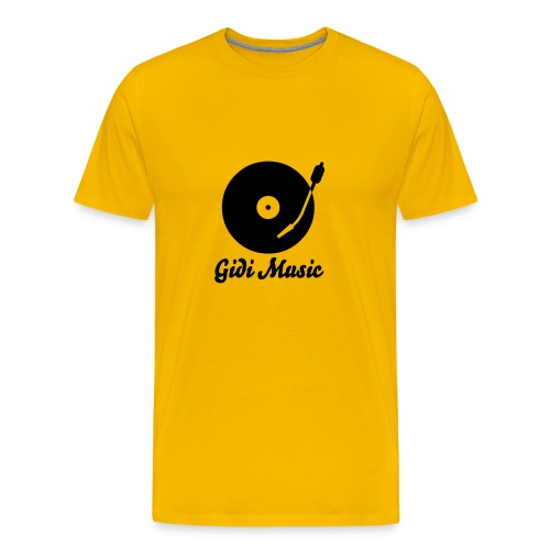 Gidi Music - Men's Premium T-Shirt