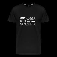 T-Shirts ~ Men's Premium T-Shirt ~ Photo Symbols Men