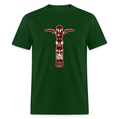 Bounty Totem - Men's T-Shirt