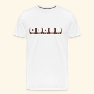 Keyboard64 - Men's Premium T-Shirt