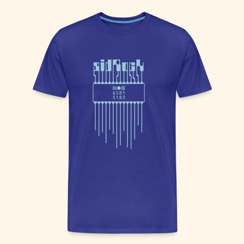 sidRock  - Men's Premium T-Shirt