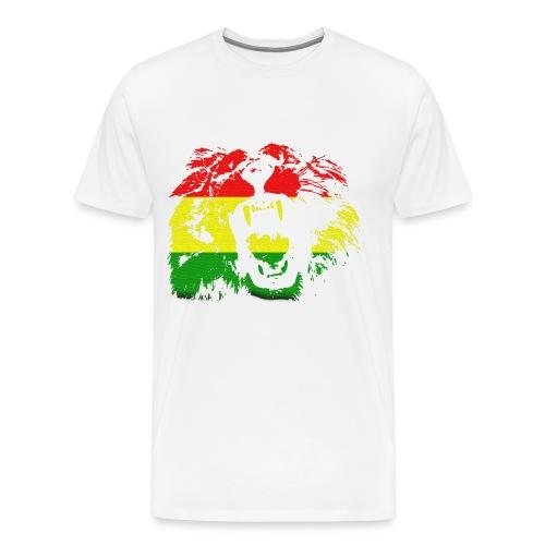 Good Vibes WHT - Men's Premium T-Shirt