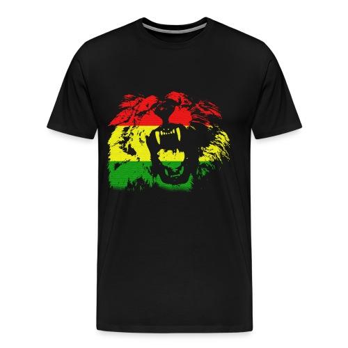 Good Vibes BLK - Men's Premium T-Shirt