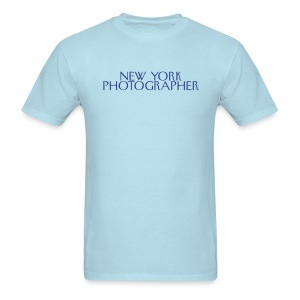 NY Photographer - Men's T-Shirt