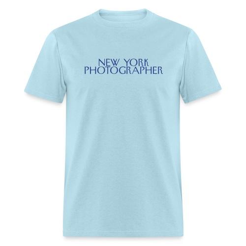 NY Photographer - Men's T-Shirt
